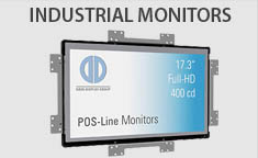 Industrial Monitors