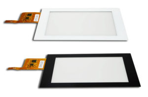 PCAP Touch Screen | Capacitive Touch Screen | Data Display Group